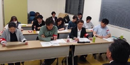 2018_1115 2018年秋闘グリーンピア団体交渉 (1)s
