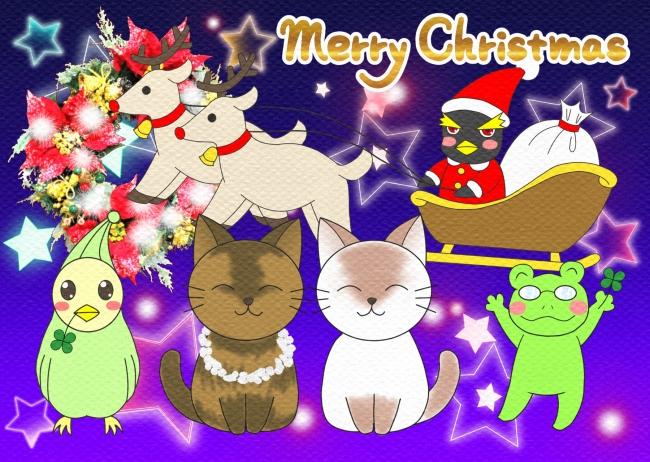 まおとしろのメリークリスマス2