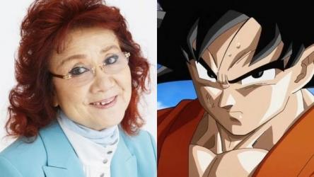 野沢雅子が82歳で悟空の声やってんの凄すぎないか