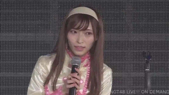 【悲報】なぜか暴行されたNGT48山口真帆さんがライブに出演し謝罪・・・まじで闇が深すぎだろ三次アイドル業界