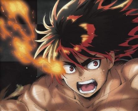 アニメ『火ノ丸相撲』円盤1巻の売上げ数字が酷い事に・・・ジャンプ作品なのになぜ・・・・