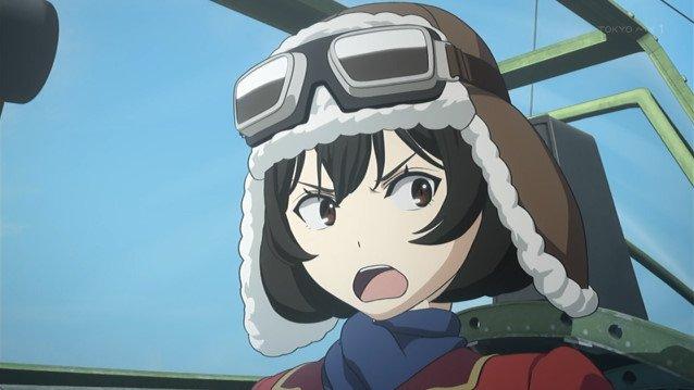 『荒野のコトブキ飛行隊』第2話感想・・・前回より空戦見ごたえがあったな! しかしまだ世界観がよくわからない・・・評価も賛否