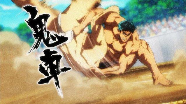 『火ノ丸相撲』第7話感想・・・レスリング最強vs柔道最強! 強いのはやっぱり・・・
