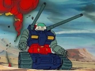 ヨドバシ店員「遠慮してガンタンクを選ぶより、いきなりガンダム乗った方ががよくない?」