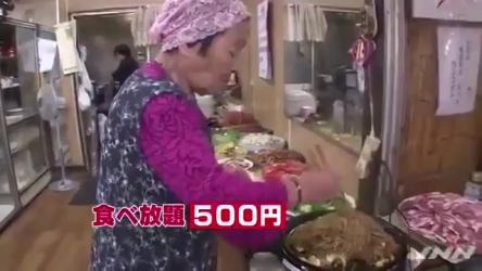 月7万の赤字を出しながら500円で食べ放題を提供する婆さんのお店が不当廉売だと叩かれてしまう