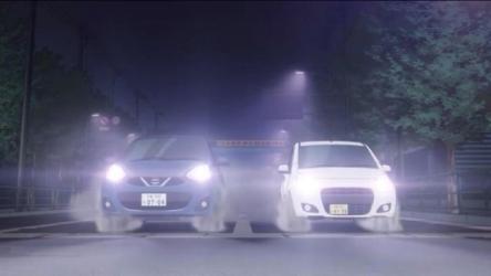 対向車がノーブレーキでコンビニの駐車場に入ろうとする動画が怖すぎるwwww