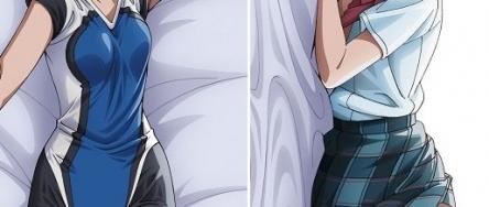 原作改変しまくって話題になったあのアニメのキャラの抱き枕が登場!! キャラデザは良かったよね